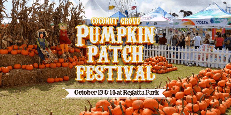 Coconut Grove Pumpkin Patch Festival | Regatta Park