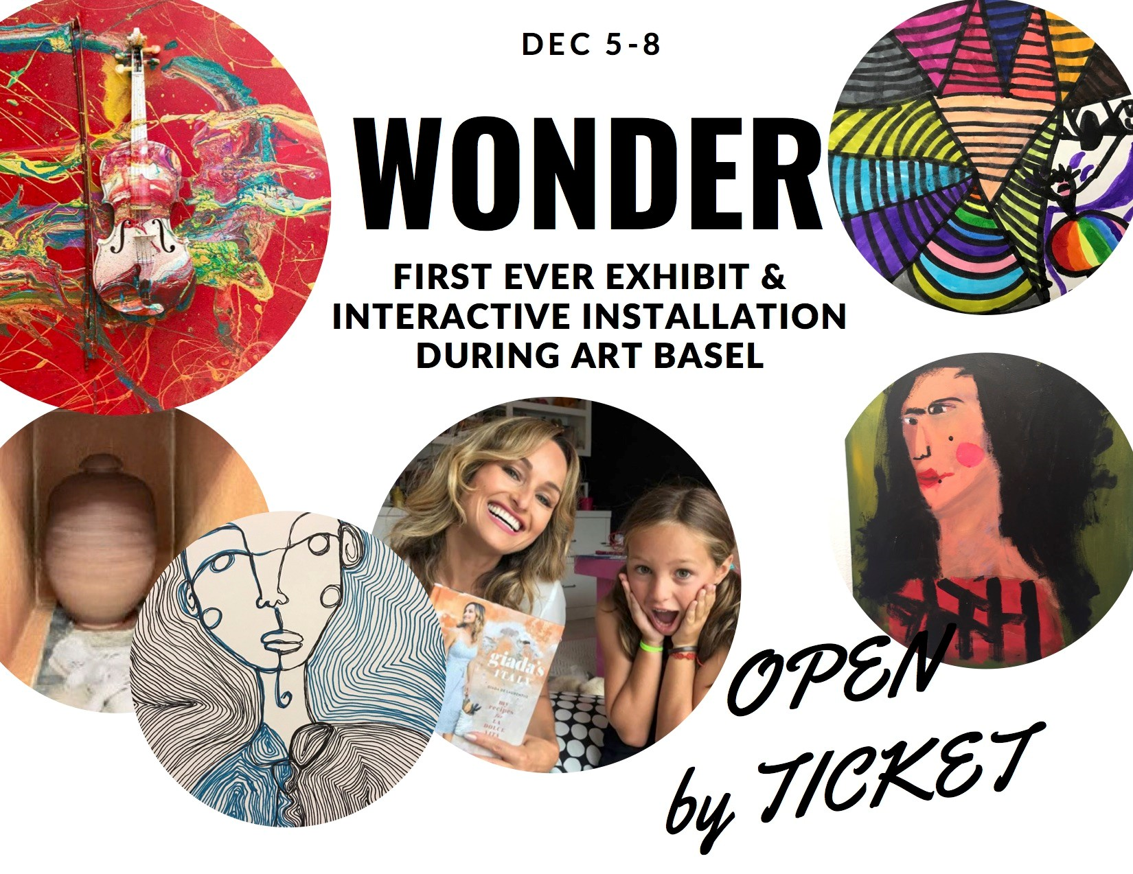 WONDER Kids Exhibit