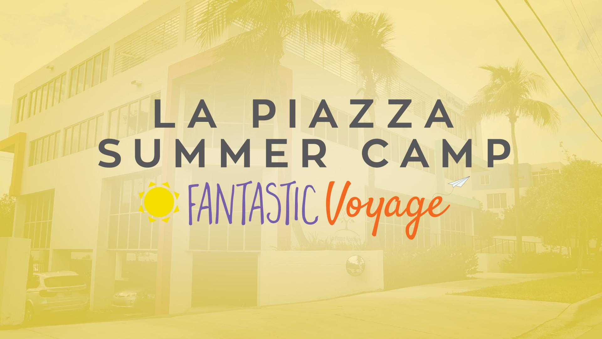 Summer Camp - La Piazza Academy - Preschool | Elementary