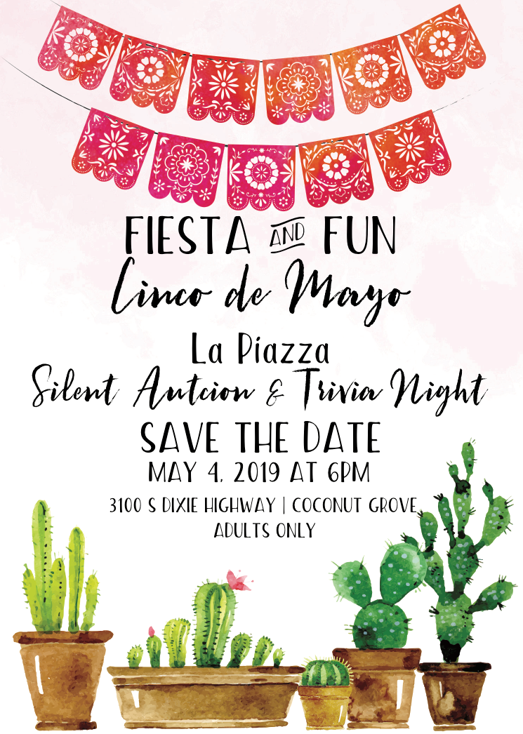 La Piazza Silent Auction & Trivia Night