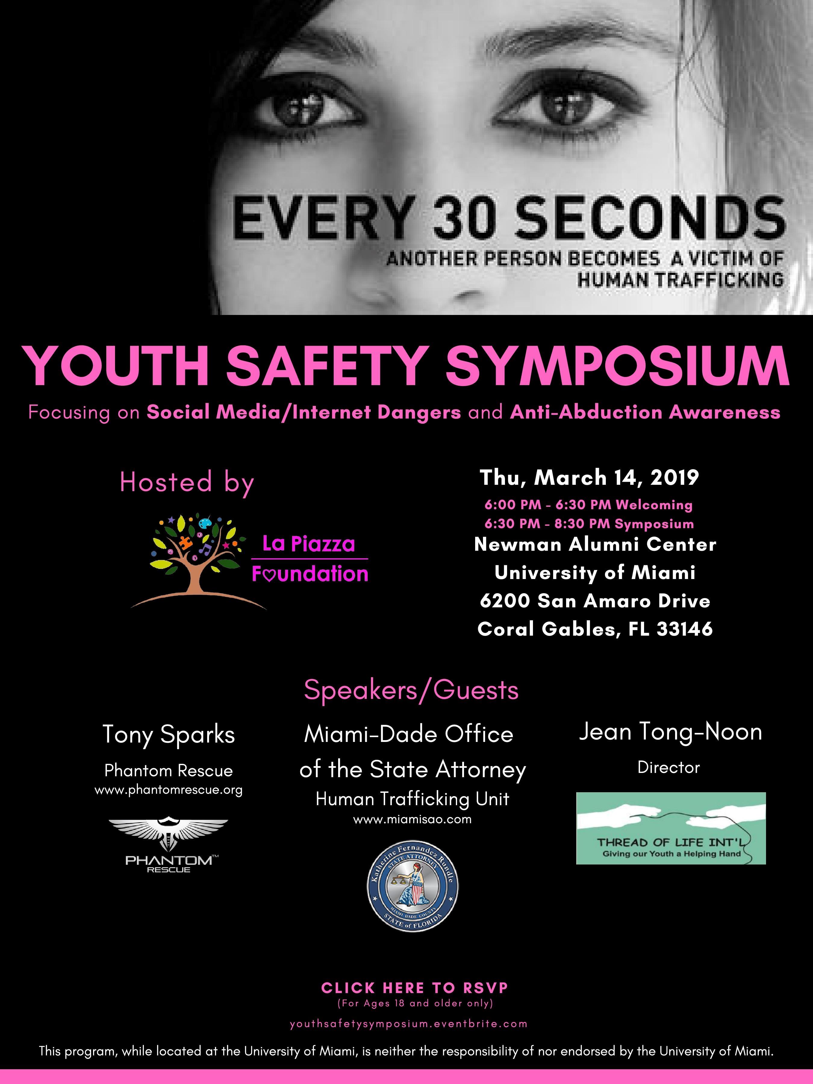 Youth Safety Symposium
